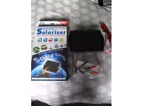 Brand New Oxford Solariser Charger (Never been used)