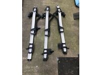 Thule ProRide 591 bicycle carrier x3