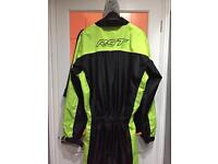 Motorcycle water proof Hi Vis size L