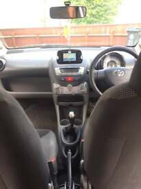 Toyota Aygo for sale £2800...!!!