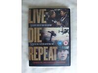 EDGE OF TOMORROW, LIVE DIE REPEAT DVD