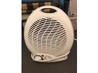 small new electric heater ideal for camping