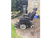 "Easycare ""Genie"" Electric Wheelchair"