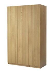 Ikea pax wardrobe 100 + 50cm ( please read ad )