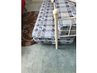Sofa bed double and single bed