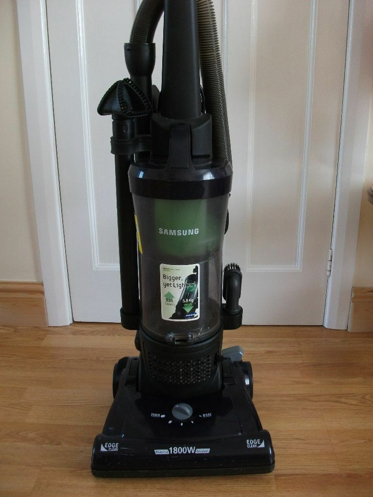 Samsung 1800w Upright Bagless Vacuum Cleaner | in Aspatria ...