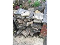 Free broken paving slabs - Nunthorpe
