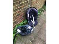 FREE Baby car seat with ISOfix
