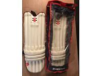 Cricket pads leg guards