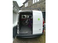 2012 Renault Kangoo workhorse maxi van with 5 seats and rear space - very reliable and fast - £2500