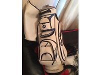 Motocaddy golf bag rrp £150 look@@!! Bargain buy@@!!