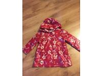 Girls jasper conran rain mac age 2-3