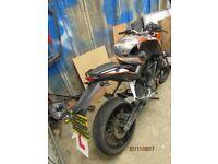 KTM DUKE 125cc 65 PLATE LOW MILEAGE CHEAP!!!