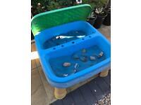 Children's Sandpit/Sandbox/Water Table