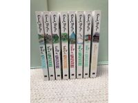 Enid Blytons Adventure series books