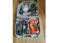 Black&Decker quattro kit