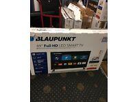 49 Inch BLUEPUNKT WiFi. SMART LED TV