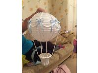 Handmade baby items