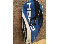 Head ATP tennis racquet bag