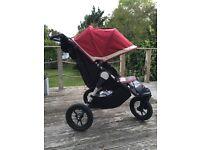 Baby Jogger City Elite Single Pushchair plus extras