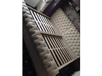 Luxury 2 small double beds for sale