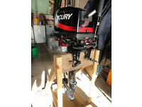 4 hp Mercury Outboard Motor