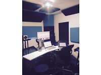 Recording Studio Available for Time-Sharing