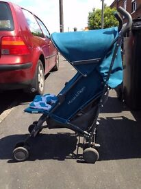 Mamas and Papas 'Tour' stroller great condition