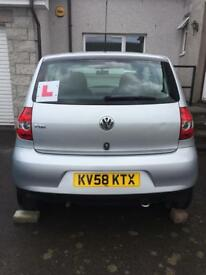 Volkswagen Fox 58 Plate. 13 months MOT. Very low mileage.