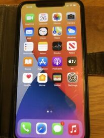 iPhone X. 256gb, Unlocked, Mint condition, Boxed with all accessories