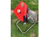 Bulldog Adjustable Wheel Clamp