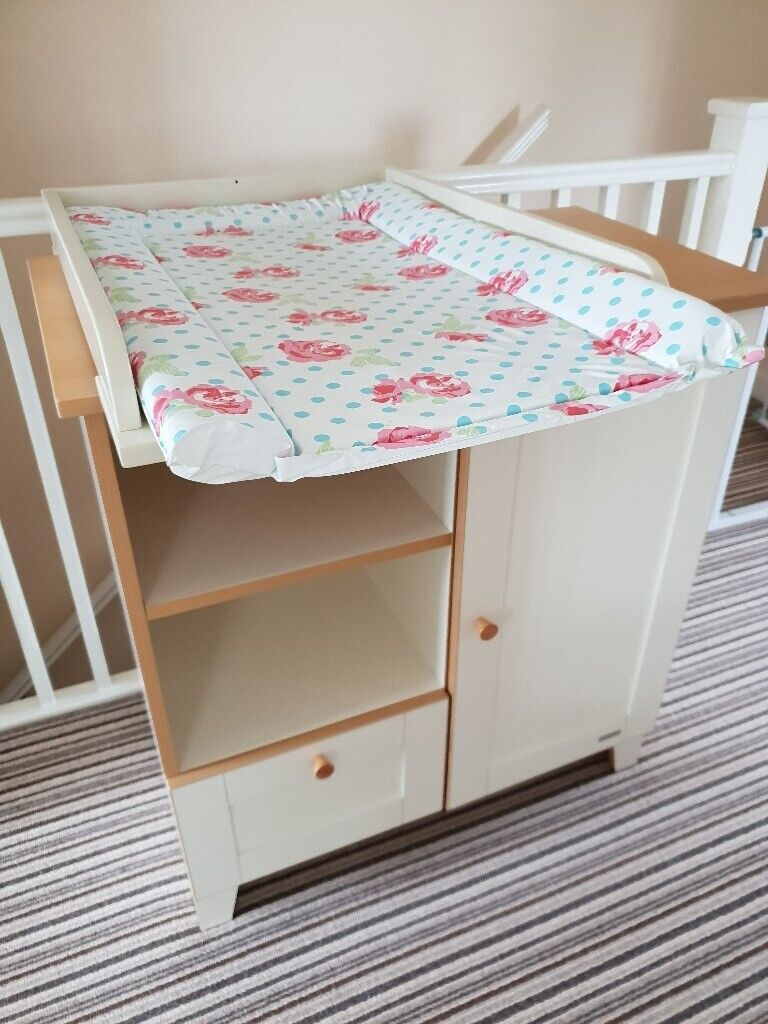 Superb John Lewis Nouveau Changing Table And Storage Unit In New Milton Hampshire Gumtree Download Free Architecture Designs Embacsunscenecom