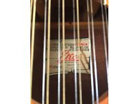 My rare vintage Eko Ranger XII 12 string acoustic made in in Recanati Italy in the 60's.
