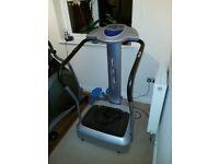 Crazy Fit Massage Machine Vibrate those extra pounds away