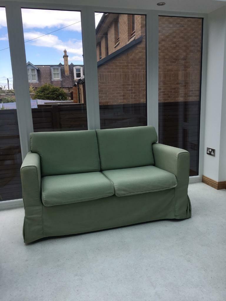 Brilliant Ikea Sandby Two Seat Sofa In Trinity Edinburgh Gumtree Download Free Architecture Designs Parabritishbridgeorg