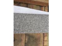 Grey Berber carpet brand new