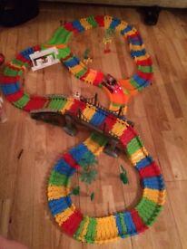 Children's Car track set