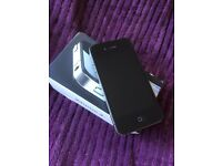 Apple iPhone 4s 32GB Black (Unlocked) Smartphone