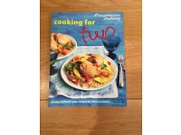 Weight Watchers Cooking for Two Book