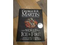 World of ice and fire- game of thrones history