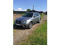 BMW X5 M SPORT XDRIVE30D AUTO 8 SPEED 62,000 MILES
