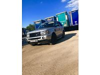 Range Rover sport hse fully loaded px swap bmw