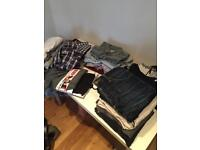 30 t-shirts (adult male, size small)