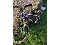 Azonic dirt jumper bike