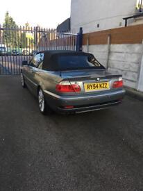 BMW 320 ci sport
