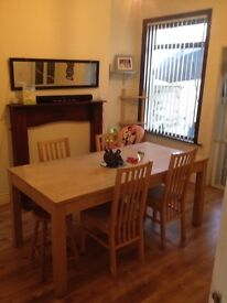 Refurbished 3 bed house available to rent from April 3rd