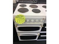 JACKSON 50CM SOLID TOP ELECTRIC COOKER
