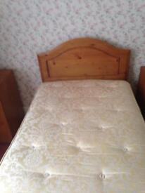 Vi-Spring single bed £50