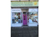 SUNSHINE HEALTH LTD