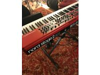 Nord Stage 2ex stage piano